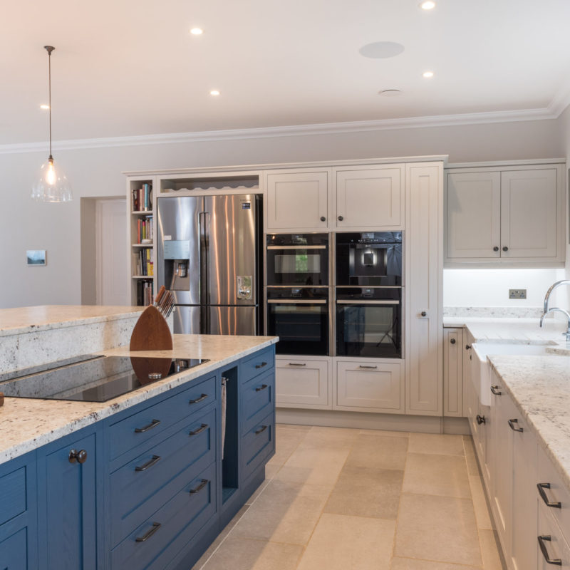 Kitchen Island Designs With Hob: Anglia Kitchens And Bedrooms